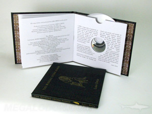 digibook manufacturing cd book packaging